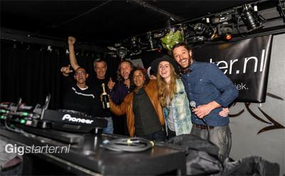 ACES rockband wint de Gigstarter Artiest v/h Jaar finale 2016