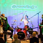 Grooving, Pop, Rock, Coverband band