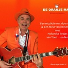 De Oranje Man - Wilhelmus, Nederpop, Singer-songwriter, Levenslied soloartist