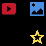 Complete profile subscriptions colour