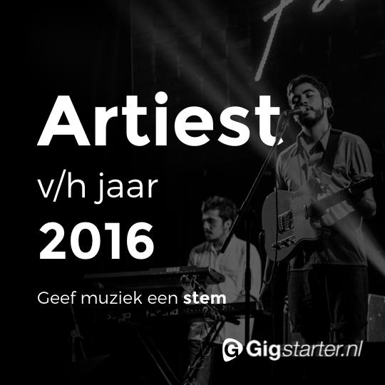 Artiest2016 website