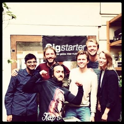 2015: het jaar van Gigstarter
