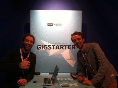 Het avontuur van Gigstarter op Eurosonic/Noorderslag