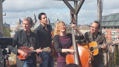 Een introductie tot bluegrass muziek door Loes van Schaijk (Red Herring)