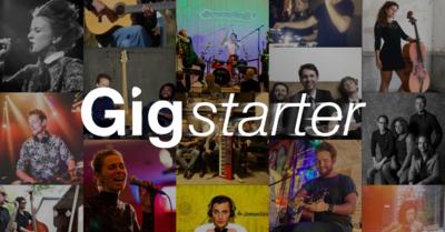 Officiële lancering Gigstarter in België