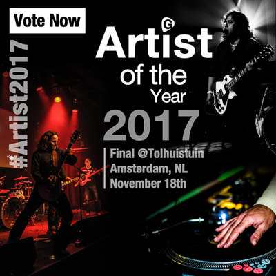 Artist of the Year 2017 Netherlands