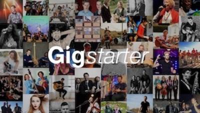 Trabajo para músicos - Gigstarter
