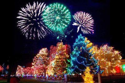 Contratar artistas para las fiestas de navidad