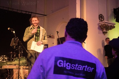 Promote Gigstarter and get more Gigs