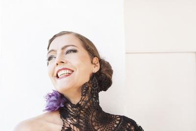 Flamenco zangeres Luna Zegers is op een unieke muzikale zoektocht