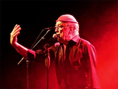 Harry Slinger, een leven lang op het podium