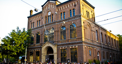 Salles de concert : le Paradiso à Amsterdam