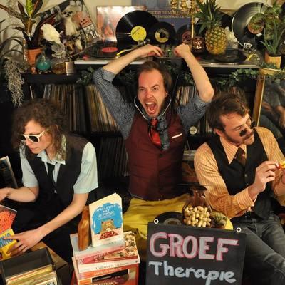 DJ-collectief Groeftherapie laat iedereen dansen op vinyl