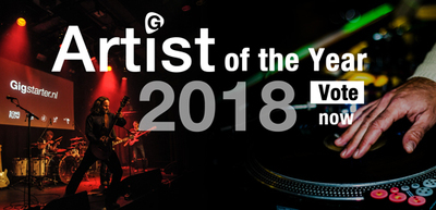 Bekendmaking shortlist Artist of the Year 2018