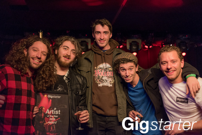 Gigstarter Artist of the Year 2018: Stoned Therapists!