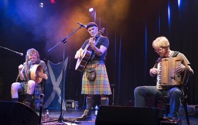 Boek live muziek voor St. Patrick's Day