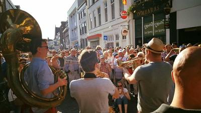 Gigstarter tips voor het Red Light Jazz festival 2019