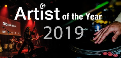Finalists of Gigstarter Artist of the Year 2019