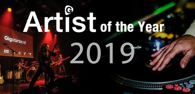 Les finalistes pour le tremplin Artist of the Year 2019