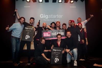 Gigstarter Artist & DJ of the Year 2019 België