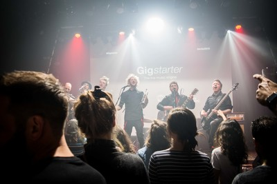 Drie redenen waarom artiesten Gigstarter gebruiken