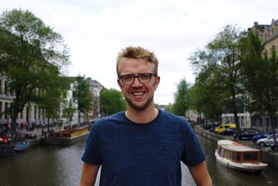 Tom van der Velpen enjoyed his Gigstarter adventure