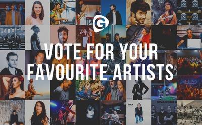 Concurso Gigstarter: Vota por tu Artista & DJ favorito