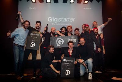 Gigstarter Artist & DJ of the Year 2020