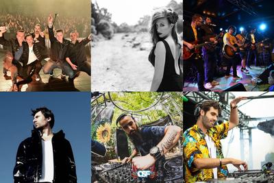 Finalisten: Künstler und DJ des Jahres 2020