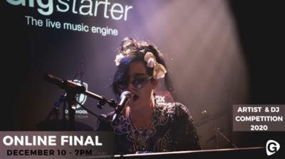 Gigstarter finale 2020 - Livestream