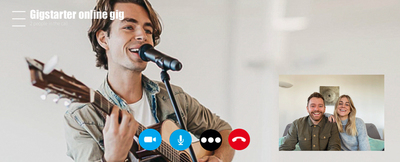 Online concert: 5 redenen om dit uit te proberen als muzikant