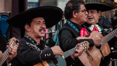 Mariachi bands - mexicaans cultureel fenomeen