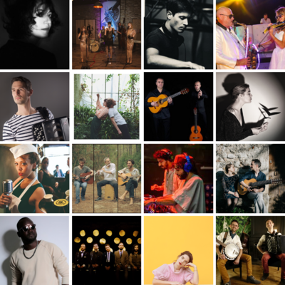Plus de 1000 musiciens en France sur Gigstarter