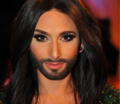 Conchita Wurst –  super erfolgreich und super queer