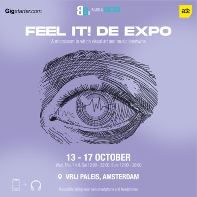 Let's rave on Amsterdam Dance Event 2021