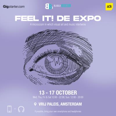 Kom raven op Amsterdam Dance Event 2021