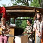 Nootmuskaat, Akoestisch, Nederpop, Folk band