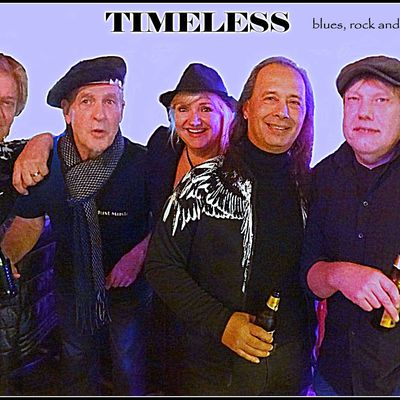 Timeless, Coverband, Funk, Rock band