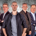 """Sitting on a Duck  (Winnaar """"Run your own Gig"""" / """"Clash of the Coverbands"""" participant), Soul, Coverband, Disco band"""