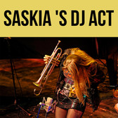 Saskia 's DJ Act, Funk, Jazz, Dance dj