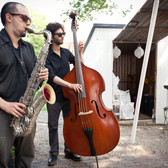 Sfeervolle Jazz Instrumentaal of met zangeres, Bossa nova, Funk, Jazz band