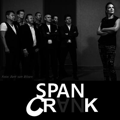 SPAN CRANK, Coverband, Funk, Rock band