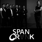 SPAN CRANK, Coverband, Funk, Rock band