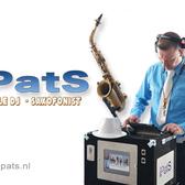 iPatS - Mobiele Dj & Saxofonist, Swing, Soul, Dance dj