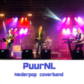 PuurNL, Coverband, Pop, Nederpop band