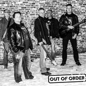 Out Of Order, Entertainment, Coverband, Rock band