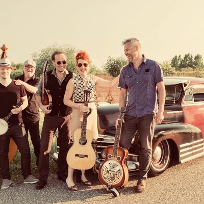 Back to Hank, Americana, Bluegrass, Country band