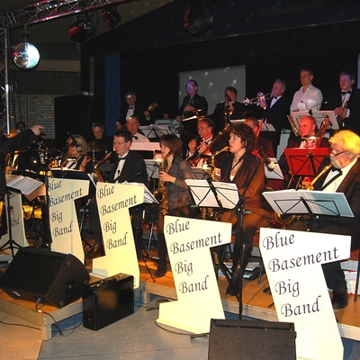 Blue Basement, Jazz, Latin, Big Band band