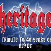 HERITAGE AC/DC Tribute, Blues, Hard Rock, Rock band