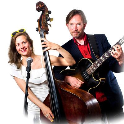 duo Mrs Bass, Pop, Easy Listening, Jazz band